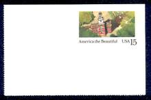 UX139 UPSS# S157-2 15c Philadelphia Mint Postal Card