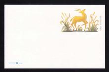 UX644 UPSS # S657A (33c) Deer Mint Postal Card