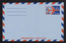 UC35, UPSS #ALS-7 11c Jetliner, Mint, FOLDED