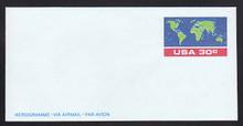 UC56, UPSS #ALS-22 30c World Communications, Mint, FOLDED