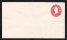 U231 UPSS # 668 2c Red on White, Mint Entire