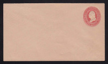 U234 UPSS # 680 2c Red on Fawn, Mint Entire