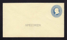 U75, UPSS # 147 Entire, Specimen Form 13