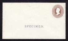 U78, UPSS # 156 Entire, Specimen Form 14