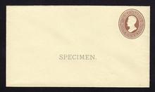 U79, UPSS # 159 Entire, Specimen Form 13