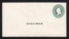U82, UPSS # 165 Entire, Specimen Form 10