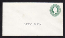 U82, UPSS # 169 Entire, Specimen Form 14