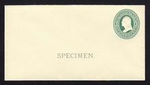 U83, UPSS # 180 Entire, Specimen Form 13