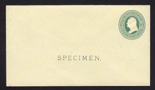 U83, UPSS # 183 Entire, Specimen Form 13