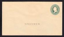 U84, UPSS # 199 Entire, Specimen Form 14