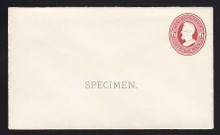 U85, UPSS # 203 Entire, Specimen Form 14