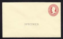 U86, UPSS # 210 Entire, Specimen Form 13