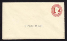 U86, UPSS # 211a Entire, Specimen Form 14