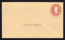 U87, UPSS # 216 Entire, Specimen Form 14