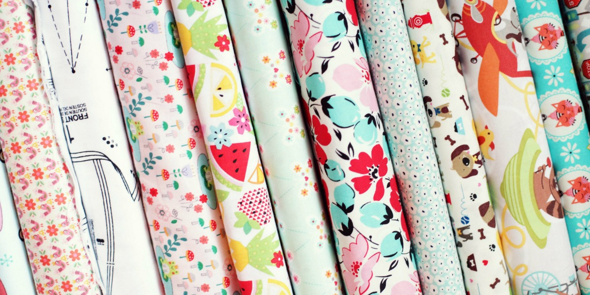 Sew scrumptious fabrics sells gorgeous quirky