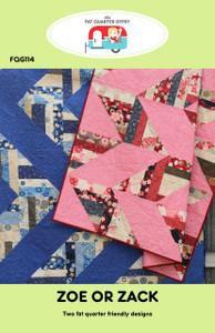 FQG114 Zoe or Zack Pattern