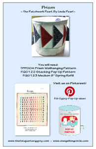 Prism Pop Up Info Sheet
