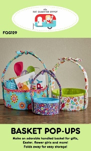 FQG129 Basket Pop-Up Pattern