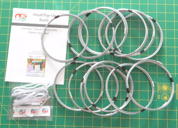 """FQG121Z  Bulk Pack 12 Small Refills (5.5"""")"""