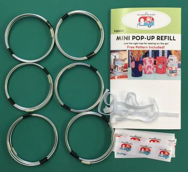 """FQG131B Bulk Pack 6 Mini (XS) Refills (3"""")"""