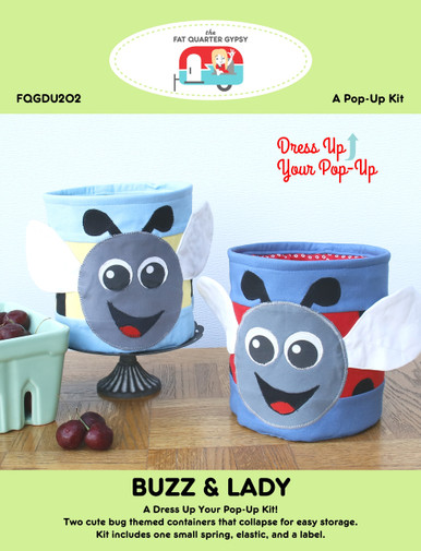 FQGDU202 Buzz and Lady - A Pop-Up Kit