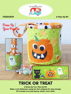FQGDU204 Trick or Treat Kit