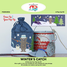 FQGDU206 Winter's Catch Pop-Up Kit