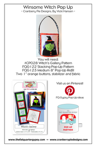 Windsome Witch Pop-Up Info Sheet