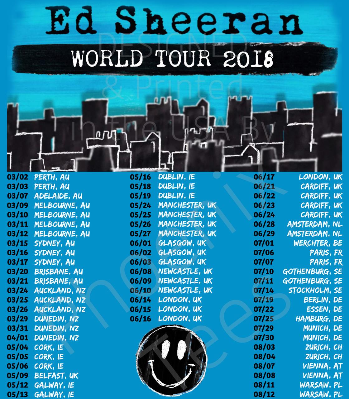 Phoenix Melbourne Tour