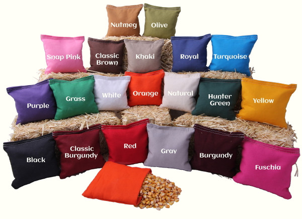 Choose from 20 colors