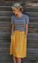Skirt sold separately