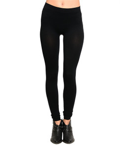 Black Stretch Legging
