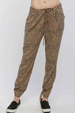 Cheetah Print Pant