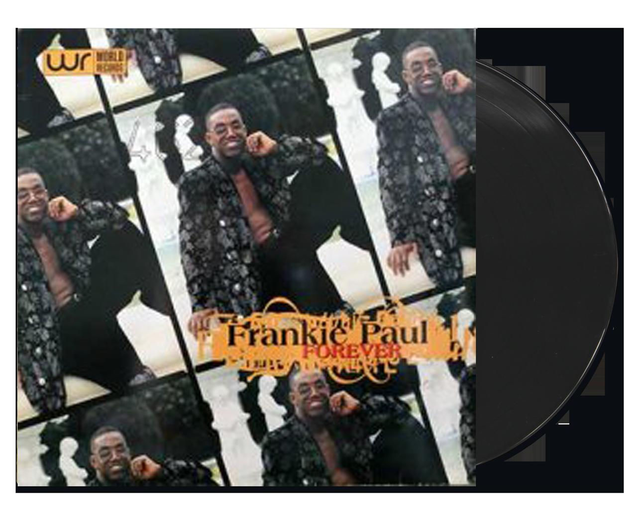 Forever Frankie Paul Lp Vp Reggae