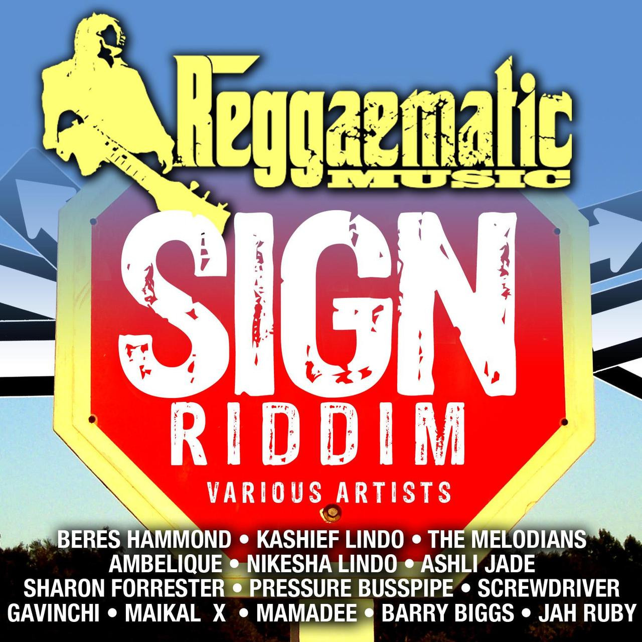 Various - Riddim CD #18