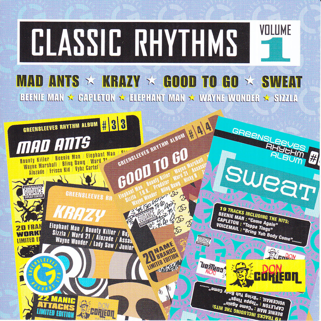 Classic rhythms vol 1 various artists for Classic house mastercuts vol 3