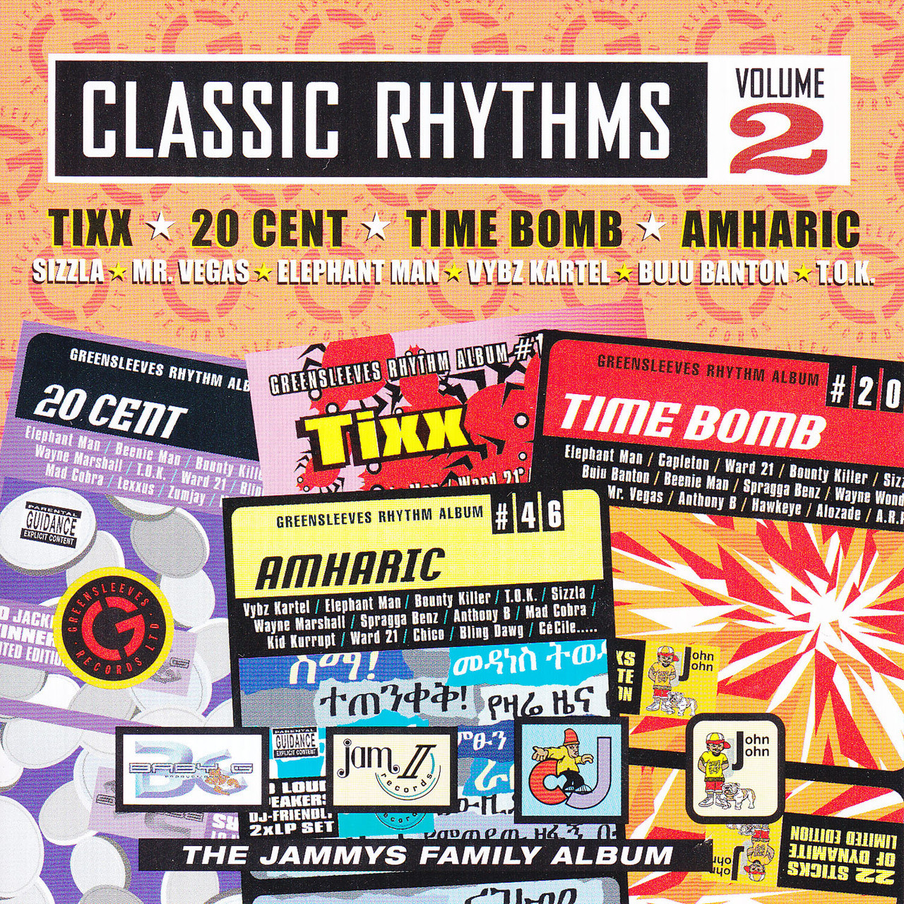 Classic rhythms vol 2 various artists for Classic house mastercuts vol 3