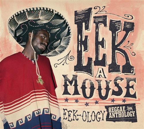 Reggae Anthology Eek Ology Eek A Mouse 2cd Dvd Set