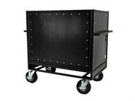 Double Mixer Cart