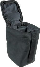 SILENT Brass™ carrying case for trumpet system; black cordura