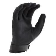 Black Hook/Loop Cotton Gloves