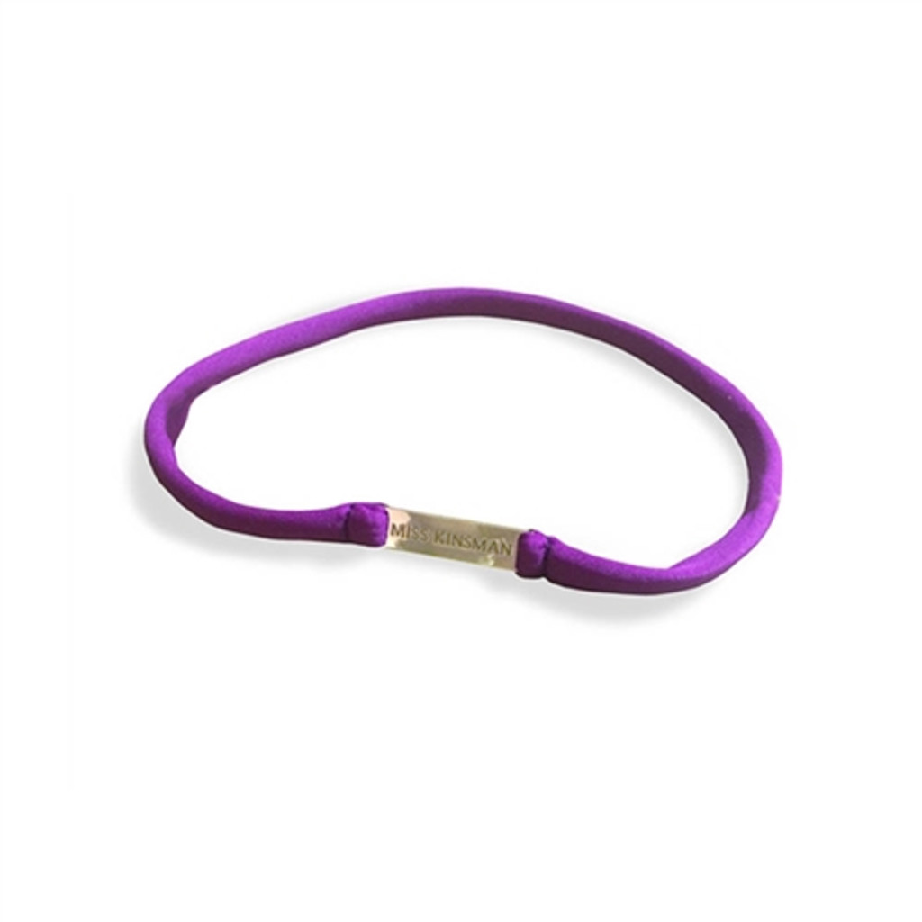Kinsman Kini Bands Siren Headband - Magenta Solid