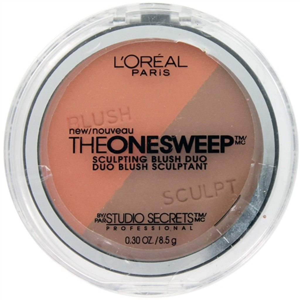 Loreal The One Sweep Sculpting Blush Duo - Nectar 825
