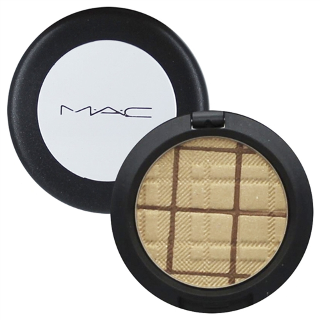 MAC A Tartan Tale Eye Shadow - Golden Crown