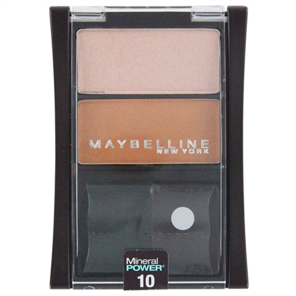 Maybelline Bronzing Powder Duo - Glistening Sands 10