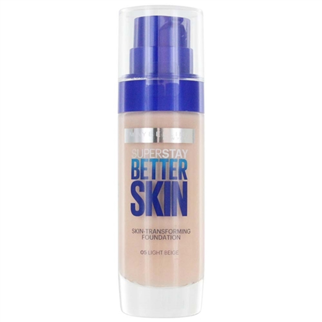 Maybelline Better Skin Foundation - Light Beige 05