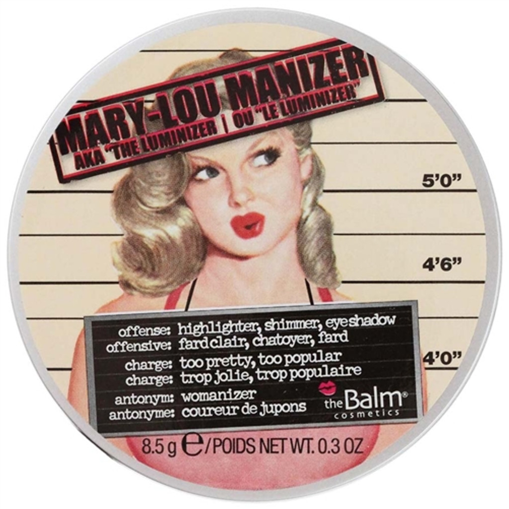 theBalm Mary-Lou Manizer Luminizer