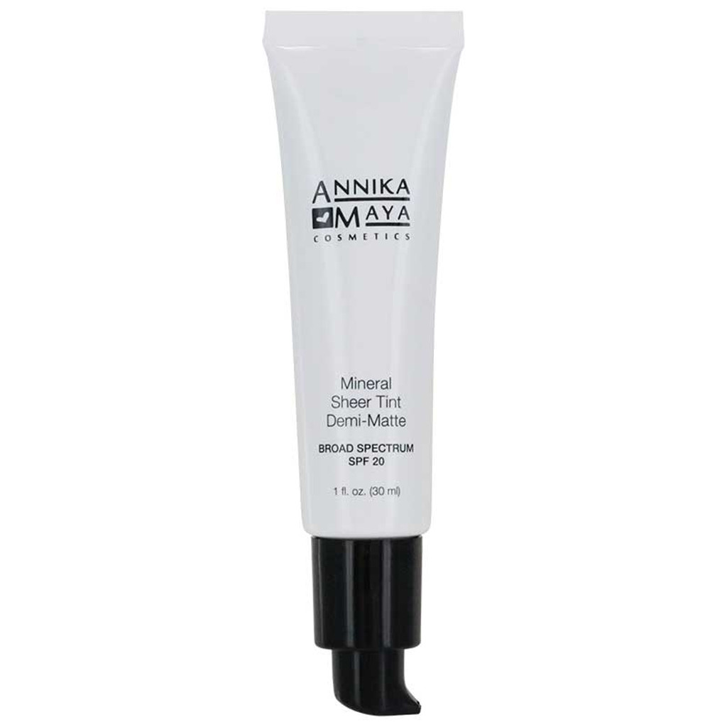 Annika Maya Mineral Sheer Tint Demi-Matte - Light 01