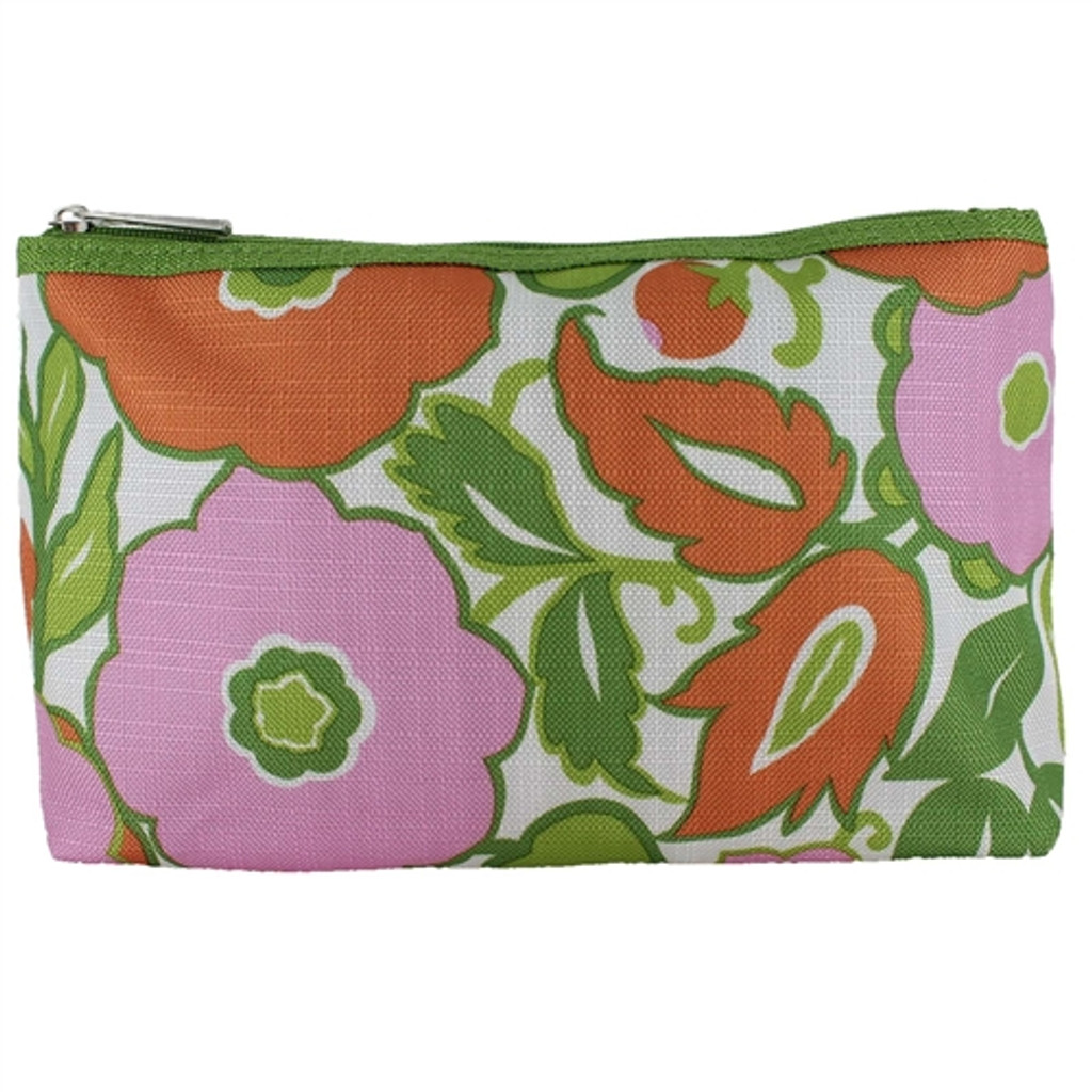 "Clinique ""Flowerchild"" Cosmetic Bag"