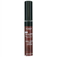 Loreal HIP Shine Struck Liquid Lipcolor - Distinct 870